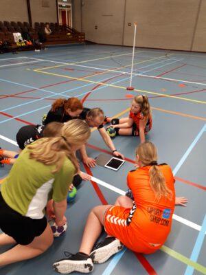 Afbeelding training handbalschool middendrenthe 01022020