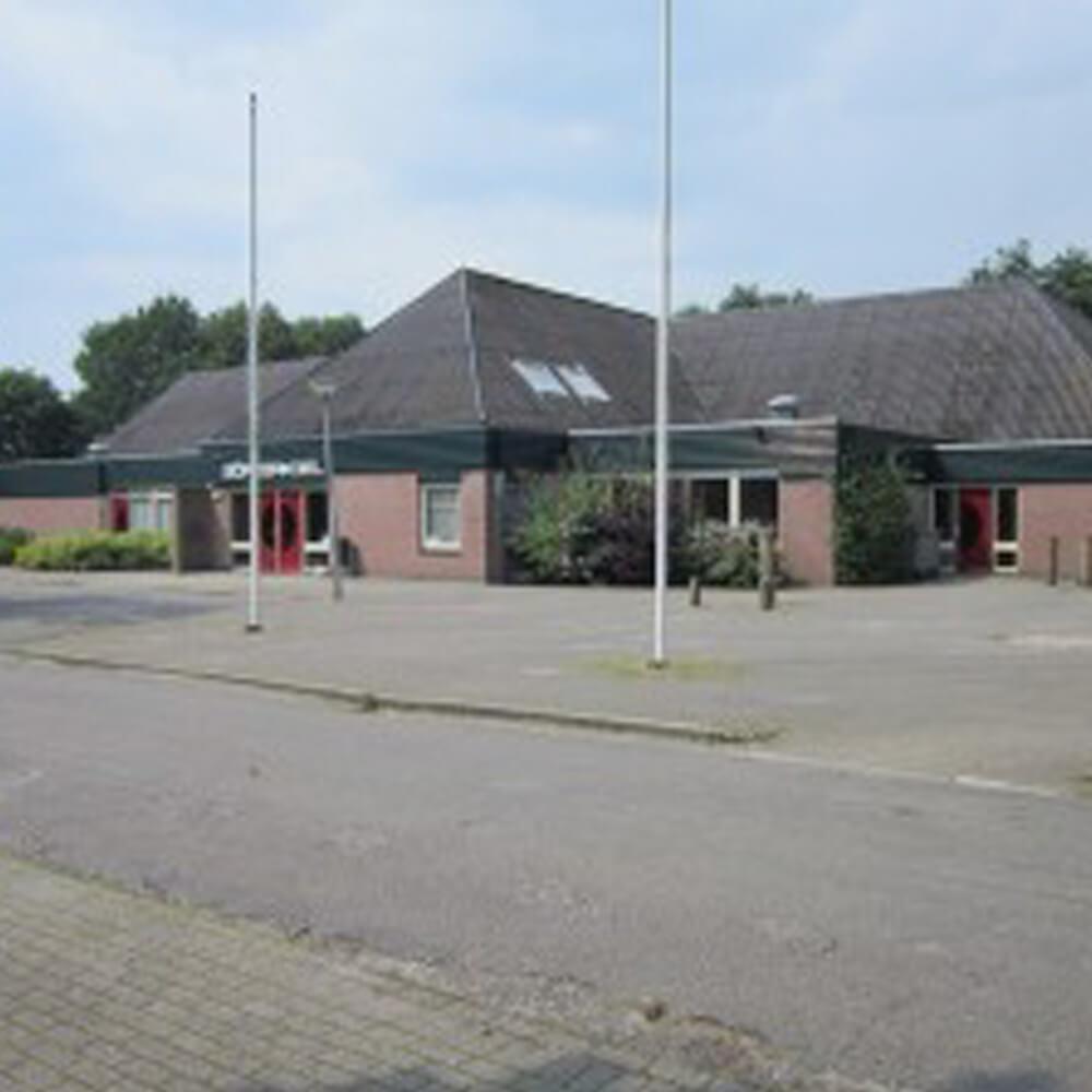 Afbeelding Sporthal de Börkerkoel in Westerbork